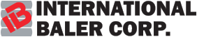 International Baler Corp. logo
