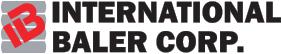 International Baler Corp. logo